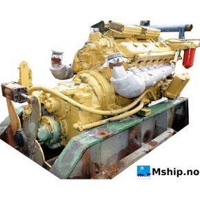 Detroit Diesel 12V71NA    mship.no