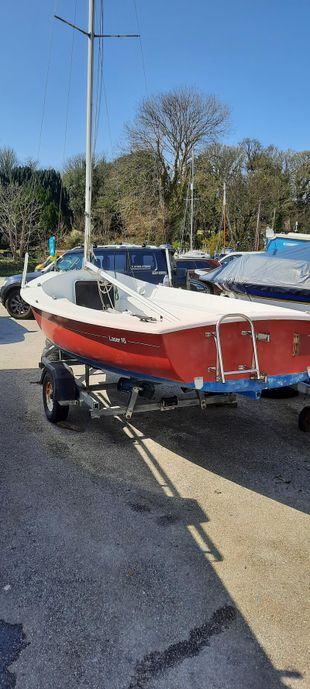 Laser 16 large dinghy