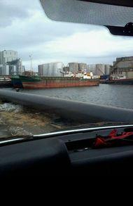 39.6 metre Barge