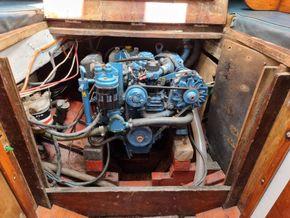 Buchanan Viking  - Engine