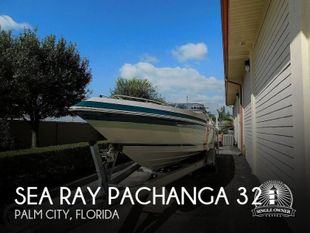 1988 Sea Ray Pachanga 32