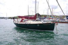 Cornish Crabber Yawl 24