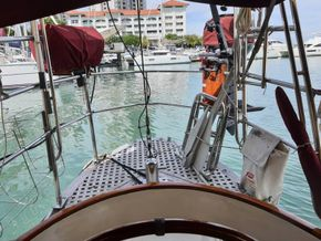 Tayana 42 Aft Cockpit Cutter for Sale in Langkawi, Malaysia