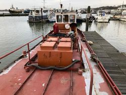 Commercial Barge for work or conversion
