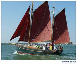Cornish Crabber Trader 30
