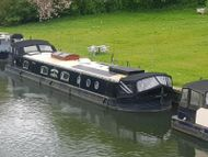 Lazy Days Vl 70 ft widebeam live aboard cruising canal and river boat