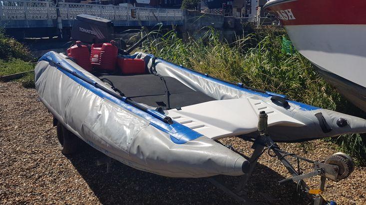 Aquarius Aquacat (sold)