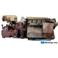 Deutz F10L 413/Brueninghaus Hydraulic A4VSG125