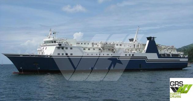 101m / 793 pax Passenger / RoRo Ship for Sale / #1031350