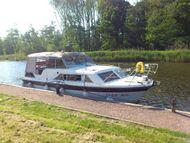 Fairline 29 aft cabin version