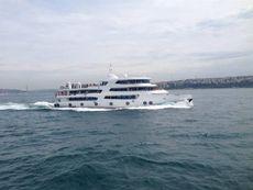 49mt blt 2014 PASSENGER SHIP FOR SALE
