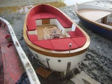 Renovated Boat and Used Lifeboat