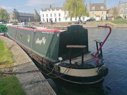 Narrow Boat - Mayfly
