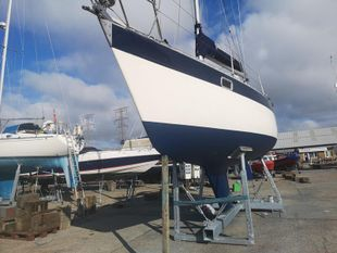 Verl 900 Sailing Yacht