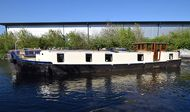 Replica Dutch Barge 2001 TAR Narrowboats