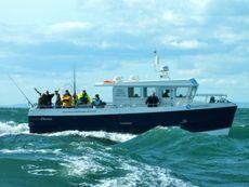 Windfarm Power Catamaran New Build
