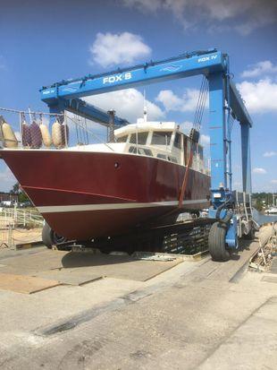 Sea worthy Houseboat