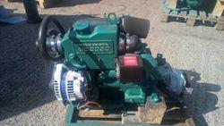 Volvo Penta MD2020 19hp Marine Diesel Engine Package