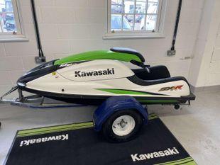 2006 Kawasaki SXR stand up jet ski