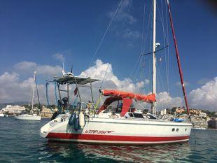 Etap 38i -1990, tax paid ready to sail
