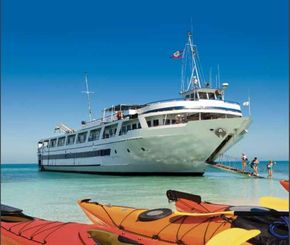 183' Blount Overnight Passenger Cruise Ship For Sale