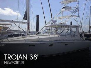 1986 Trojan 11 Meter Express