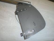 Brand new Laser Bahia rudder stock/tiller and rudder blade