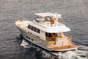 2021 Sasga Yachts Menorquin 68 Flybridge