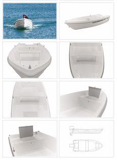 360 Pescador (double hull)
