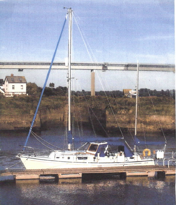 Macwester Pelagian 33 ft