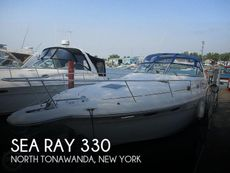 1999 Sea Ray 330 Sundancer
