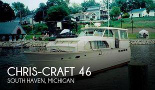 1964 Chris-Craft CONSTELLATION 46