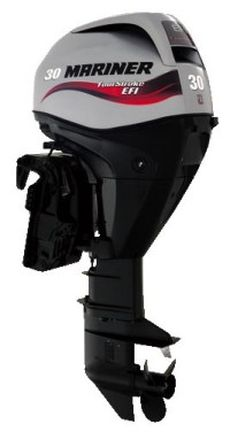 30HP Outboard Electric Start Long Shaft Power Trim