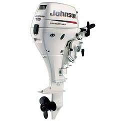 Johnson 15 HP