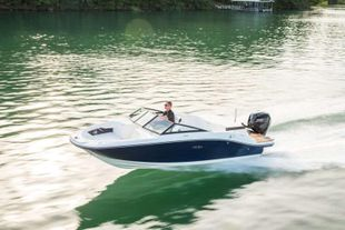 2022 Sea Ray 190 SPXE Outboard