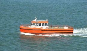 13 meter crew supply boat - Patrol boat - Security Boat