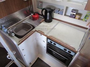 Princess 30DS   - Galley