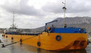 1980 Barge - Split Barge For Charter