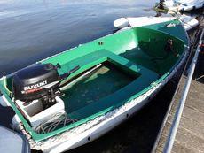 Fishing boat   Tender & Road Trailer & Outboard