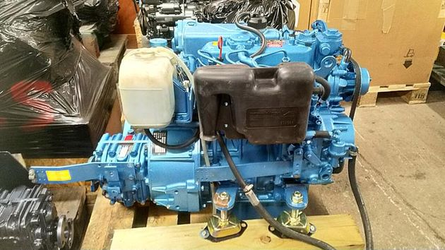 Nanni N3.30 29hp Keel Cooled Marine Diesel Engine Package