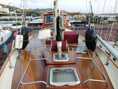 48ft. VAGABOND CLASS BLUE-WATER CRUISING YACHT