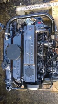 Ford 1800XLD / Thornycroft T110 56hp Marine Diesel Engine