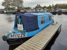 Muzzy 22ft built 1991 by Jordon Marine