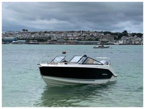 Quicksilver 605 Bowrider (for sale through Rock Marine Services Ltd)