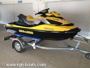 2010 SEA DOO RXT 260 IS JET SKI