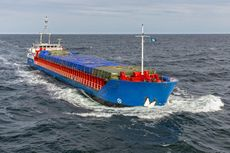 General Cargo Ship about 2500 DWT built 1993 in The Netherlands
