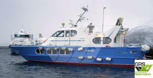 17m / 12 pax Crew Transfer Vessel for Sale / #1123504