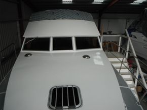 Steel hull (after)