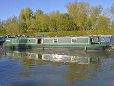 PIODEN 55ft 11ins Trad built by Triton Boatfitters 2+2 Berths