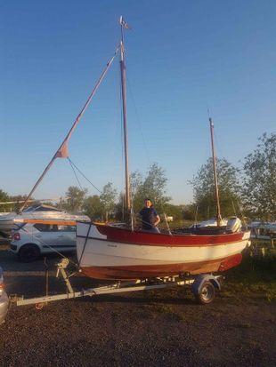 Laurent Giles Jolly Boat